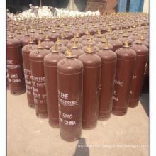 2L a 50L cilindro de gás acetileno