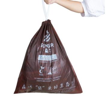 100% Biodegradable Drawstring bags