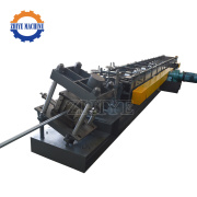 Z Shaped Purline Roll Forming Machine Automatically