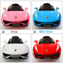 Fashion Kid Porsche Electric Cae for Children Christmas Gift