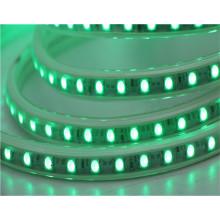 100m led rope light with 5050 smd 60leds RGB color 110v 220v 100meter led strip for decoration