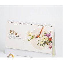 2017 Custom Table Planner Desktop Calendar Printing