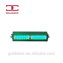 Green Led Warning Strobe Light for Emergency Vehicles