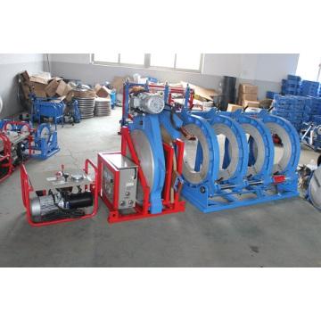 Máquina de soldadura quente da fusão do HDPE de alta qualidade de Sud450 / 280