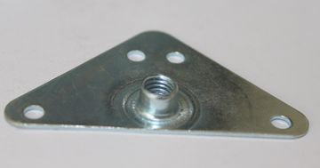 customized steel stamping parts
