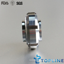 Stainless Steel Sanitary SMS Union (round type)