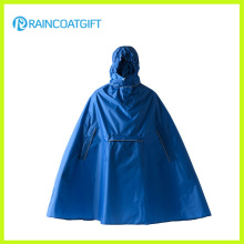 Fashion Design Light Weight Pocket Rain Poncho