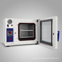 Laboratory And Industrial small thermal heated vacuum drying oven factory