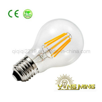 7W A19 Clear Dim LED Lamp with CE RoHS