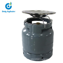 Liquefied Petroleum Gas Bottle Propane Cylinder