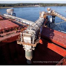 Shiploader for Transporting Sand, Gravel Manufacturer