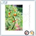 Support de tomate en spirale enduit de poudre