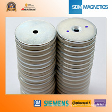 Stable Performance Rare Earth Diametrically Magnetized Ring Magnets