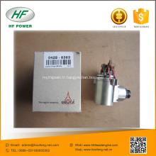 pièces de moteur Deutz actionneurs électriques 2011 04286363