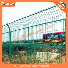 SHUNYUAN PVC coated Wire Mesh Fence