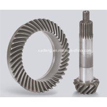 Steel Heated Treatment of Helical Gear