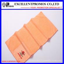 Serviette de toilette promotionnelle de coton de haute qualité (EP-T58702)