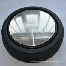 "6"" Lightweight water-proof plastic BBQ grill wheels"