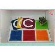 Silicone Kitchen Insulation Tableware Pad Rubber Table Mat Anti Hot Tableware Pad (BZ-R132)