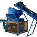Goldener Lieferant FL4-10 verdichtete Zementblock / Ineinander greifenstein, der Maschine herstellt