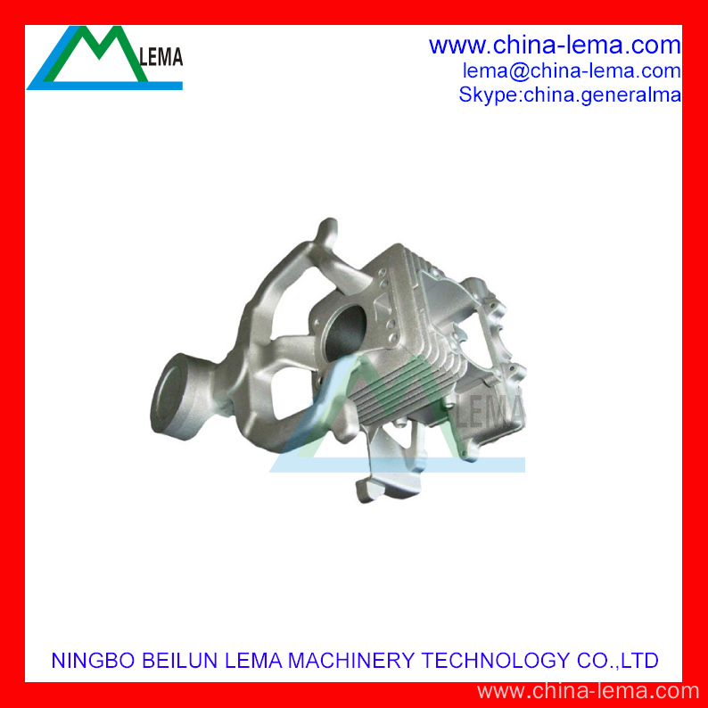 Aluminum high pressure casting parts