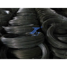 Fil noir recuit doux de force à haute résistance (usine)
