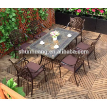 Poolside chairs and table garden furniture outdoor dining sets