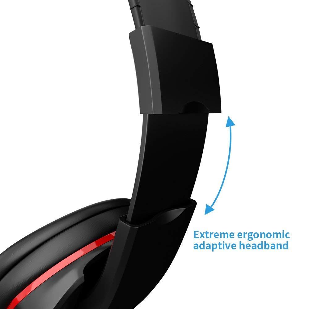 usb headphones with mic for pc