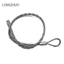 FLEXIBLE EYE SINGLE WEAVE PULLING WIRE MESH GRIP