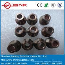 W65cu35 de tungsteno metales contacto eléctrico con ISO9001 de Zhuzhou Jiabang