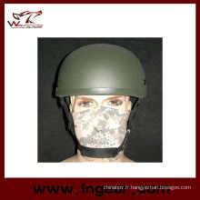 Mich 2001 verre fibre casque Combat paluche à vendre