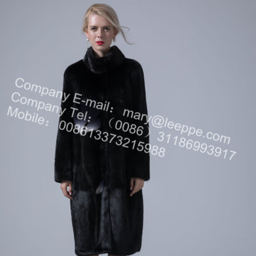 Κοστούμια Mink Fur Coat For Women