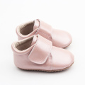 Baby Boy Oxford Leather Casual Niños Niñas Zapatos