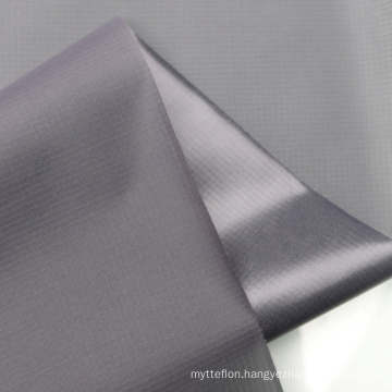 70D Factory Ripstop Grey Inflatable Bladder Used With Mesh Nylon Laminated TPU Film Airtight Fabric