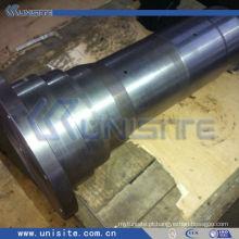 Eixo de aço de forjamento de alta precisão (USD-2-001)