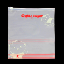 PP Clothes Shipping Zip Lock Plastic Bag