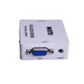 VGA vers HDMI Convertisseur Scaler Upscaler 720p / 1080P
