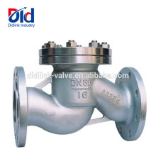 Pressure Rating Pn16 Adjustable Loaded Low Air 2 Ball Stainless Steel 1 1 4 Spring Check Valve Lift