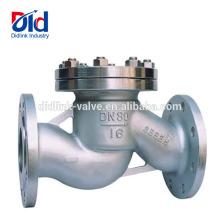 Номинальное давление Pn16 Регулируемый нагруженный низкий воздух 2 Шарик из нержавеющей стали 1 1 4 Пружина обратного подъема клапана
