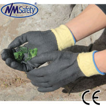 NMSAFETY anti cut and fire use Uncoated back allows to keep hand dry kv anti cut gloves
