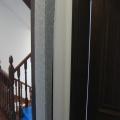 Cubierta de protección de puerta temporal para perros