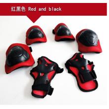 Новый дизайн с защитной экипировкой Inline Skate Red