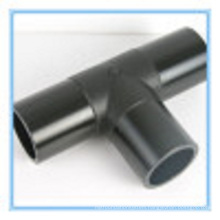 Plasic Fittings Equal Tee for Water Supply Pipe