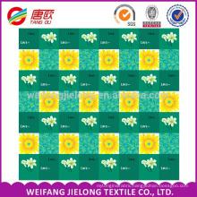 100 Polyester fabric pigment disperse bedsheet microfiber