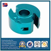 Metallmedizinische Gewohnheit anodisierte Präzisions-Aluminiummechanische Teile