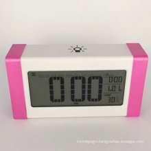Desk Alarm Clock with Backlight (CL212)