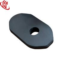 Continuous Casting Ladle Sliding Gate Plates with Nozzle