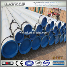 hot dipped galvanized round steel pipe