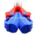 Espanador da limpeza da torção da esponja de PVA com vara super da cabeça da esponja do Absorvente