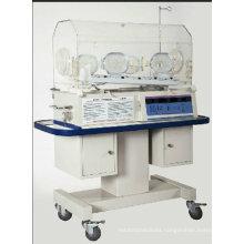 Infant Incubator with LED Phototherapy Unit